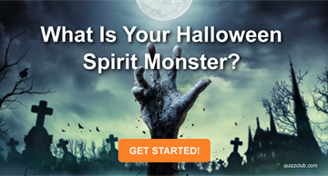 Quiz Test: What Is Your Halloween Spirit Monster?