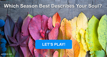 Nature Quiz Test: Which Season Best Describes Your Soul?