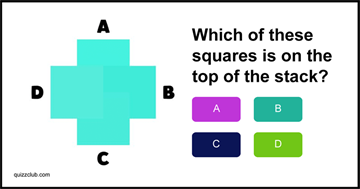 This tricky color and shape quiz will test your eyesight