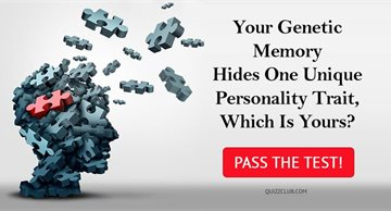 Quiz Test: Your Genetic Memory Hides One Unique Personality Trait, Which Is Yours?