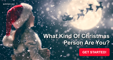 Personality Quiz Test: What Kind Of Christmas Person Are You?