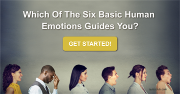 Quiz Test: Which Of The Six Basic Human Emotions Guides You?