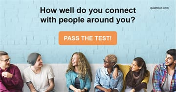 Society Quiz Test: How Well Do You Connect With People Around You?