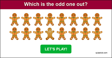 Personality Quiz Test: Only 10% Of People Can Pass This Christmas Themed Perception Quiz