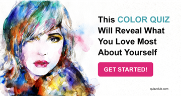 Personality Quiz Test: This Color Quiz Will Reveal What You Love Most About Yourself