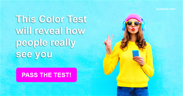 Society Quiz Test: This Color Test Will Reveal How People Really See You