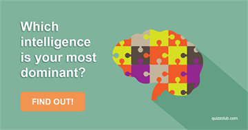 Quiz Test: Which Intelligence Is Your Most Dominant?