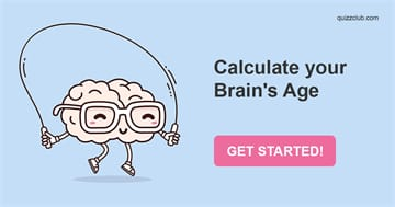 Quiz Test: Calculate Your Brain's Age