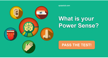 Quiz Test: What Is Your Power Sense?