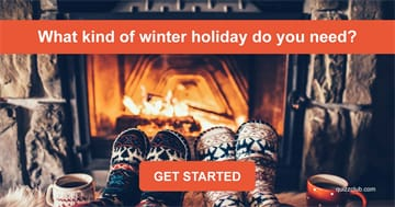 Personality Quiz Test: What kind of winter holiday do you need?