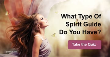Personality Quiz Test: What Type Of Spirit Guide Do You Have?