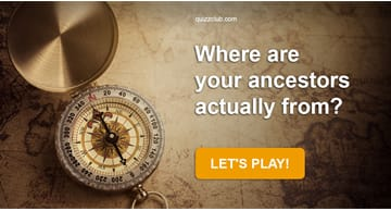 Geography Quiz Test: Where Are Your Ancestors Actually From?
