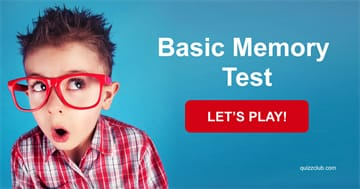 Quiz Test: 98% Of People Cannot Get The Perfect Score On This Basic Memory Test