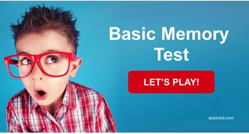 memory Quiz Test: 98% Of People Cannot Get The Perfect Score On This Basic Memory Test
