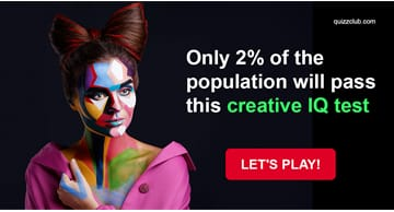IQ Quiz Test: Only 2% Of The Population Will Pass This Creative IQ Test