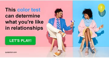 Personality Quiz Test: This Color Test Can Determine What You're Like In Relationships