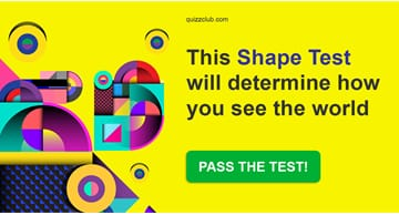 Personality Quiz Test: This Shape Test Will Determine How You See The World