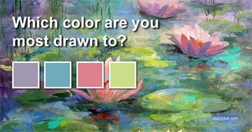 Quiz Test: This Soft Color Test Will Reveal Your Loveliest Physical Trait!