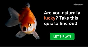 Personality Quiz Test: Are You Naturally Lucky? Take This Quiz To Find Out!