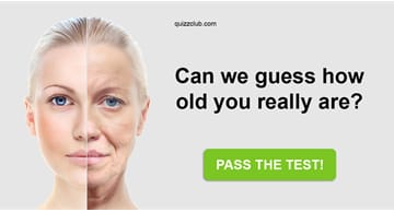 Personality Quiz Test: Can We Guess How Old You Really Are?