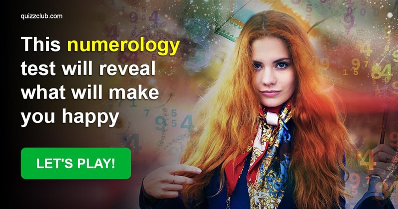Quiz Test: This numerology test will reveal what can make you happy