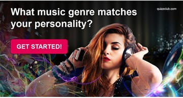 Quiz Test: What Music Genre Matches Your Personality?