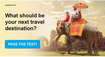 Geography Quiz Test: What should be your next travel destination?