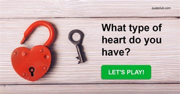 Personality Quiz Test: What Type Of Heart Do You Have?
