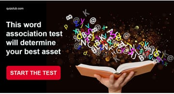 Personality Quiz Test: This Word Association Test Will Determine Your Best Asset