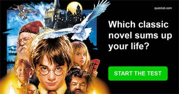 Personality Quiz Test: Which Classic Novel Sums Up Your Life?