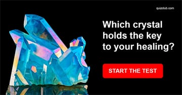 Personality Quiz Test: Which Crystal Holds The Key To Your Healing?
