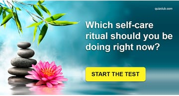 Personality Quiz Test: Which Self-Care Ritual Should You Be Doing Right Now?