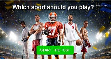 Sport Quiz Test: Which sport should you play?