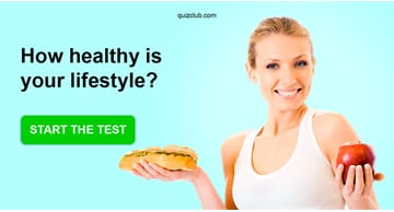 Personality Quiz Test: How Healthy Is Your Lifestyle? This Simple Questions About Your Day To Day Life Will Tell Us