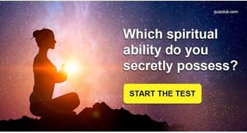 Personality Quiz Test: Which Spiritual Ability Do You Secretly Possess?