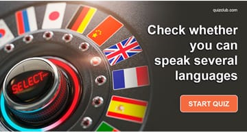 language Quiz Test: This Quiz Will Determine Your Language Learning Ability