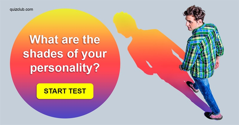 Quiz Test: This True Test Will Show You Connection Between Colors And Your Personality