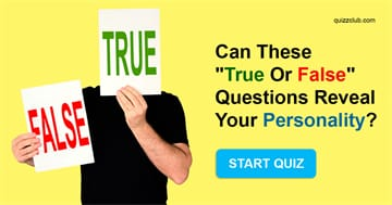 "Personality Quiz Test: Can These ""True Or False"" Questions Reveal Your Personality?"