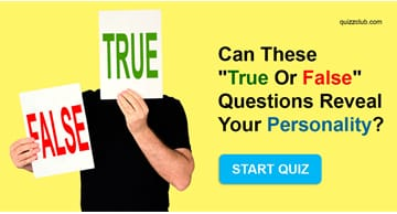 """Personality Quiz Test: Can These """"True Or False"""" Questions Reveal Your Personality?"""