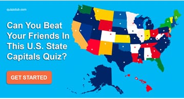Geography Quiz Test: Can You Beat Your Friends In This U.S. State Capitals Quiz?