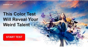 Personality Quiz Test: This Color Test Will Reveal Your Weird Talent