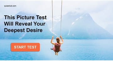 Personality Quiz Test: This Picture Test Will Reveal Your Deepest Desire