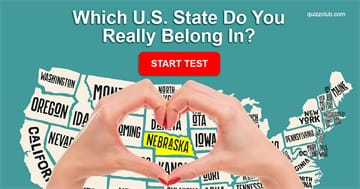 Personality Quiz Test: Which U.S. State Do You Really Belong In?