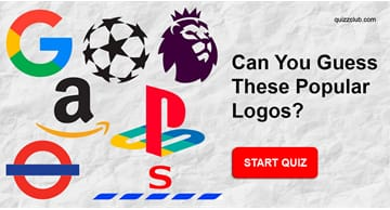knowledge Quiz Test: Can you guess these popular logos?