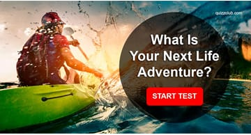 Personality Quiz Test: Take This 5 Question Quiz And We Will Tell You Where Your Next Adventure Lies