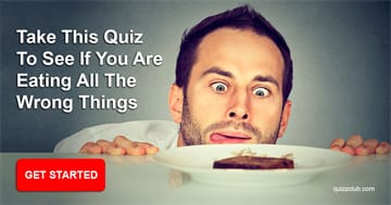 Personality Quiz Test: Take This Quiz to see if you are eating all the wrong things