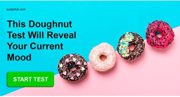 Quiz Test: This Doughnut Test Will Reveal Your Current Mood
