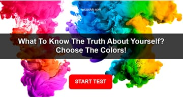 Personality Quiz Test: What Do The Three Primary Colors You See Say About Your Dominant Personality Trait?