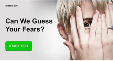Personality Quiz Test: Can We Guess Your Fears?