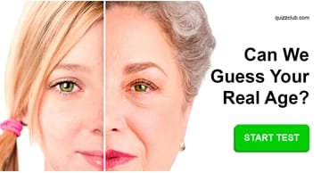 Personality Quiz Test: Guess My Age Quiz